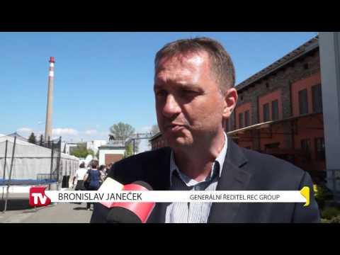 TVS: Zpravodajství Region východní Morava - 5.5.2016