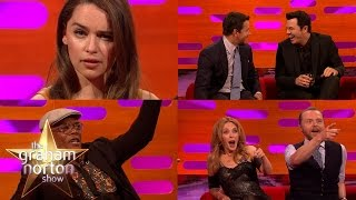 Video Graham's Top 10 Moments From Season 17 - The Graham Norton Show MP3, 3GP, MP4, WEBM, AVI, FLV Agustus 2019