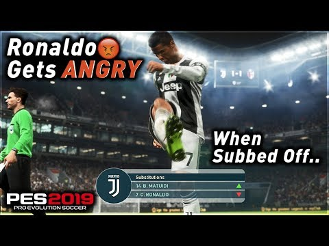 INSANE THINGS THAT HAPPENS IN PES 2019