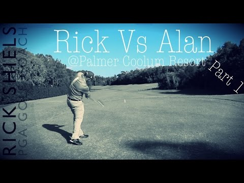 Rick Shiels Vs Alan Staines at Palmer Coolum Resort
