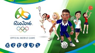 Rio 2016 Olympic Games - Official Mobile Game Trailer (A 60s ver.)