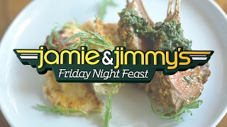 Friday Night Feast | Rack of Lamb | 8pm. Channel 4. Friday. UK by Jamie Oliver