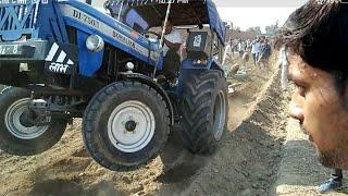 750 tractor ka draver nhi dekha hoga curad compitican m es time koi tractor chakrr nhi mar paya ta
