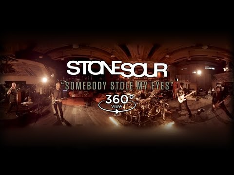 Somebody Stole My Eyes (360 Performance)