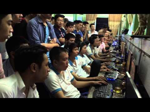 Phú Thọ Open 3 | Giây phút ăn mừng chiến thằng của Team Hà Nội trước team Skyred
