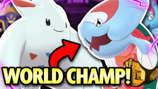 Building a Team to beat a WORLD CHAMPION of POKEMON (WBE VGC) by aDrive