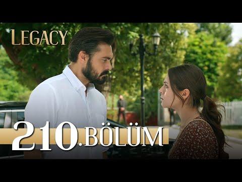 Emanet 210. Bölüm | Legacy Episode 210 (English Subtitles)