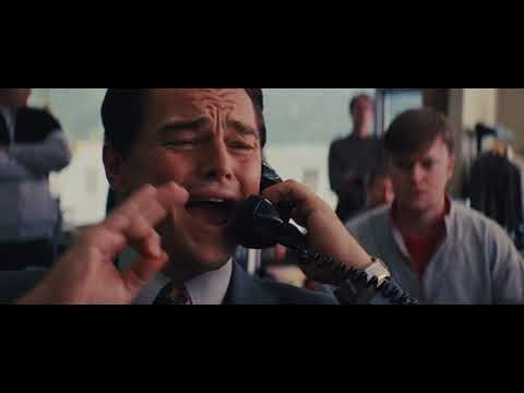 Best sales pitch ever -The wolf of wall street