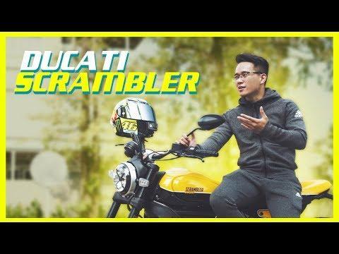 PKL - Đánh giá Scrambler 2019 gần 400 triệu (Scrambler Ducati Full Throttle 2019 review) - Thời lượng: 19 phút.
