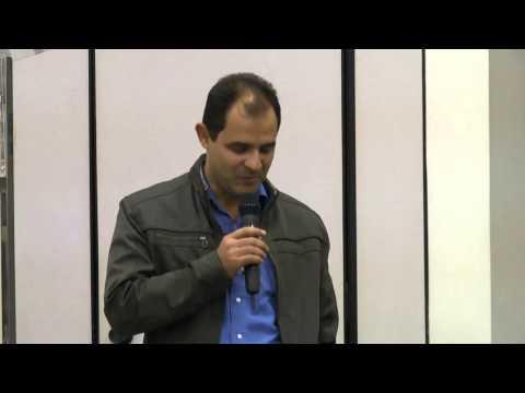 José Luis Porto Carrasco no Seminário de Integração Latino-americana dos Trabalhadores Universitários