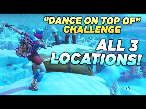 Dance On Top Of The Crown Of Rvs Fortnite Off The Hill Magazine
