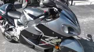 2. 104401 - 2005 Suzuki Hayabusa GSX1300R - Used Motorcycle For Sale