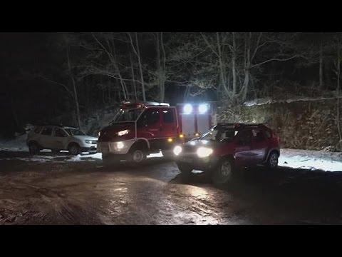 Ρουμανία: Φονική χιονοστιβάδα σκότωσε δύο παιδιά