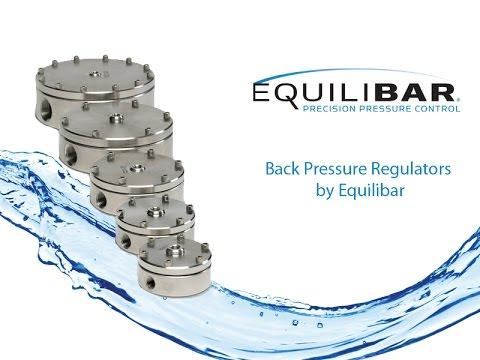 Back Pressure Regulators by Equilibar