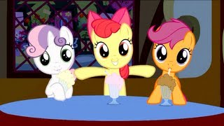 [Original Version] Babs Seed Song - My Little Pony: Friendship is Magic - Season 3