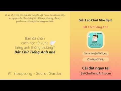 Những Bài Hát Tiếng Anh Nhẹ Nhàng Sâu Lắng P.1 || Nhung Bai Hat Tieng Anh Nhe Nhang Va Sau Lang 1 - Thời lượng: 23 phút.