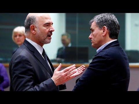 Eurogroup: Τα «ανοιχτά ζητήματα» της ελληνικής οικονομίας