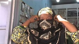 Keep up-to-date with the latest news, subscribe here: http://bit.ly/AFP-subscribe Congo-Brazzaville bans Muslim women from wearing the full face-veil in publ...