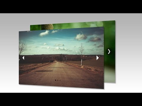 Learn how to make a pure CSS3 image Slider