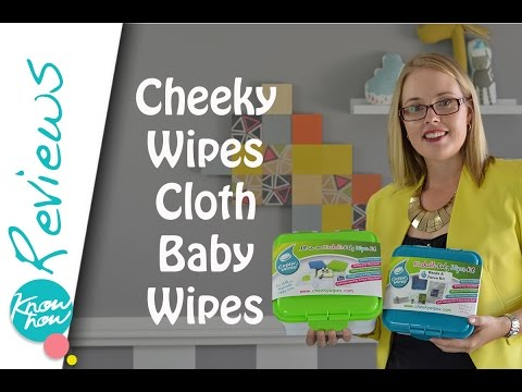 Cheeky Wipes Cloth Baby Wipes Review By Know How Reviews
