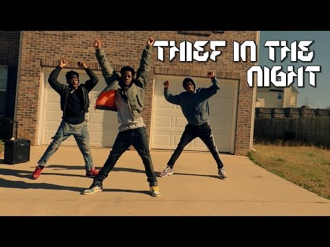 Young Thug - Thief In the Night (Official Dance Video)   King Imprint