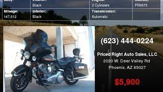 4. 2008 Harley-Davidson FLHTC Electra Glide Classic PR0975