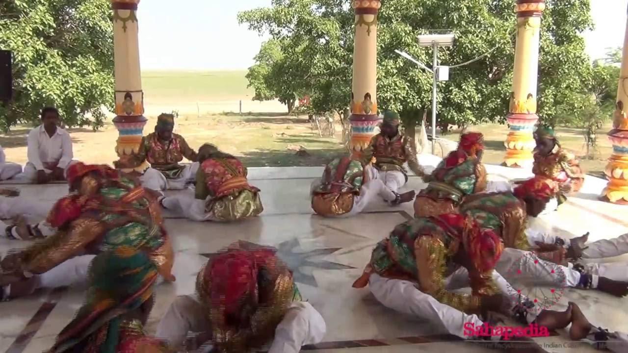 Manjira raas of Padhar