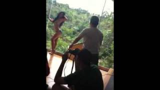 KIM LEE Shooting the Cover of MAXIM Indonesia