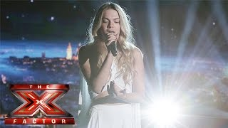 "Louisa Johnson sings ""Let it go for love""
