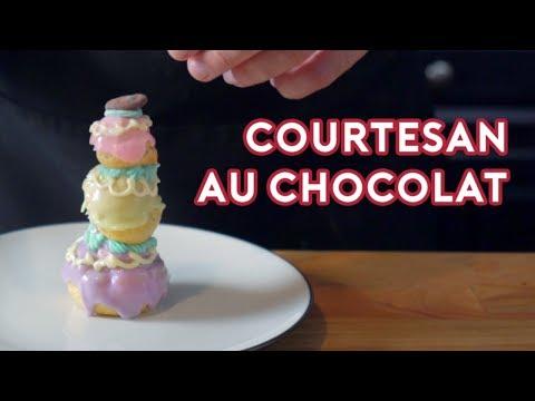 Binging with Babish: Courtesan au Chocolat from Grand Budapest Hotel
