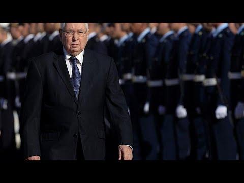 Algerien: Abdelkader Bensalah wurde Staatschef für 90 ...