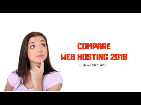 The top wordPress website hosting providers for 2017