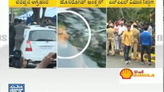 Jayalalithaa Walks Out of Jail, Reaches Chennai