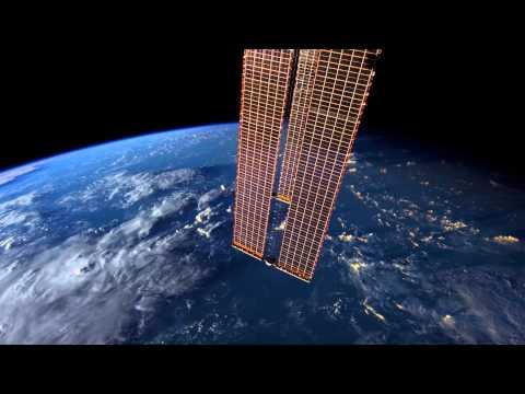 Űrhajós videó