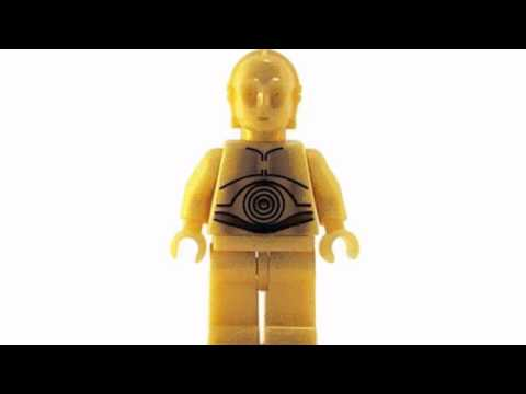Video YouTube overview of the C3PO  Figure