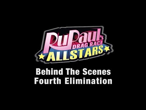 *SPOILER* 4th Eliminated Queen RuPaul's All Stars 3: Behind the Scenes