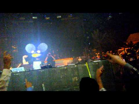 Deadmau5 Ghosts N Stuff Live Las Vegas Wild