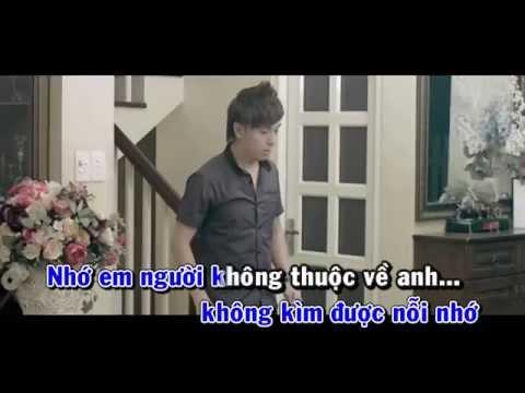 Anh Nhớ Em Người Yêu Cũ – Minh Vương M4U / KARAOKE VIETKTV