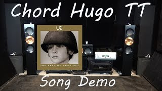 Welcome to Pursuit Perfect System Review Series for the Chord Electronics Hugo TT Dac Section...