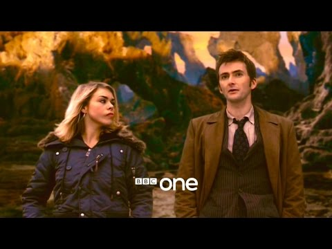 Doctor Who: The 10th Doctor and Rose | BBC One TV Trailer HD