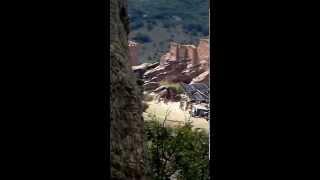 Arthur Dayne se enfrenta a norteñosRodado en el Castillo de Zafra (Campillo de Dueñas, Guadalajara)