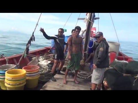 การฝึกพัฒนาระบบลาดตระเวนเชิงคุณภาพในพื้นที่อนุรักษ์ทางทะเล