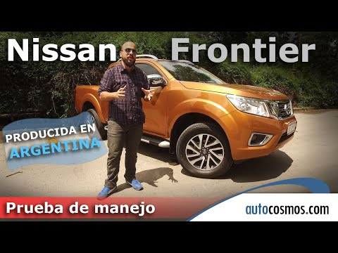 Test drive Nissan Frontier made in Argentina