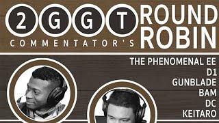 2GGT: EE Saga – Commentator Round Robin – Smash Wii U