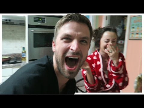 WATCH: Husband announces pregnancy before wife knows!