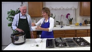 In this video Karen Breyer and her dad will show you step-by-step how to make Easy Southwestern Soup in a crockpot or slow...