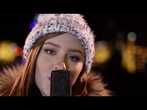 """Lindsey Stirling  """"Christmas C'mon"""" feat. Becky G Cover by First to Eleven"""