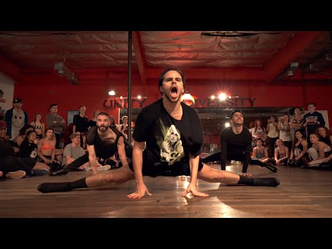 "YANIS MARSHALL HEELS CHOREOGRAPHY ""BABY ONE MORE TIME"" BRITNEY SPEARS. FEAT ARNAUD & MEHDI"