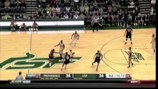 Providence's 23-2 Run on USF