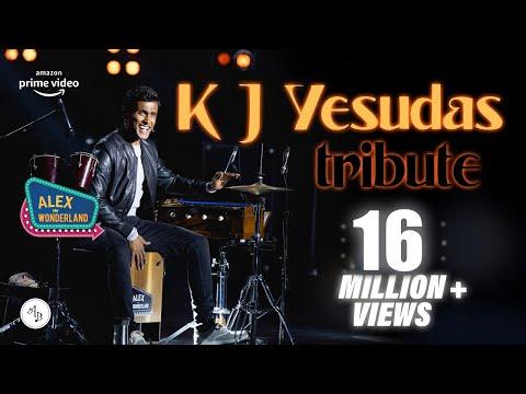 K J Yesudas tribute from Alex in Wonderland - Standup Comedy